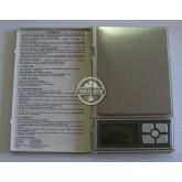Kx Bascula Agenda Electrónica (2000 Gr. X 0.1)