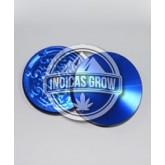 Grinder Aluminio Magn. Cnc Azul