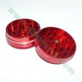 Grinder Aluminio Magn. Cnc Rojo