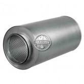 Silenciador X 125mm