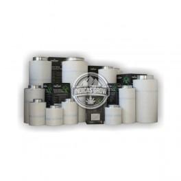 Filtro carbón Eco Edition 1100m3/h 250/750