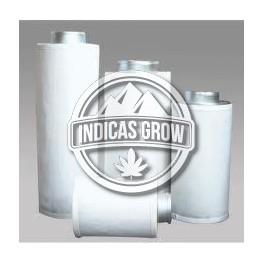 Filtro carbón Ps 100/250 (160 M3/h)