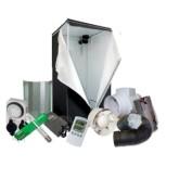 Kit Armario Dark Twin 90x90x220 Cm